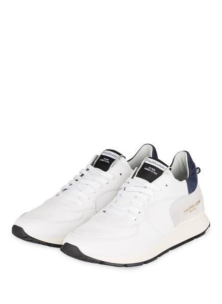 PHILIPPE MODEL Sneaker MONTECARLO, Farbe: WEISS (Bild 1)