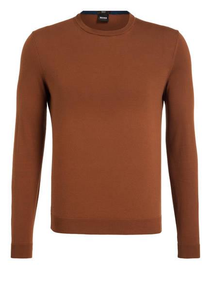 BOSS Pullover FABELLO-F, Farbe: BRAUN (Bild 1)