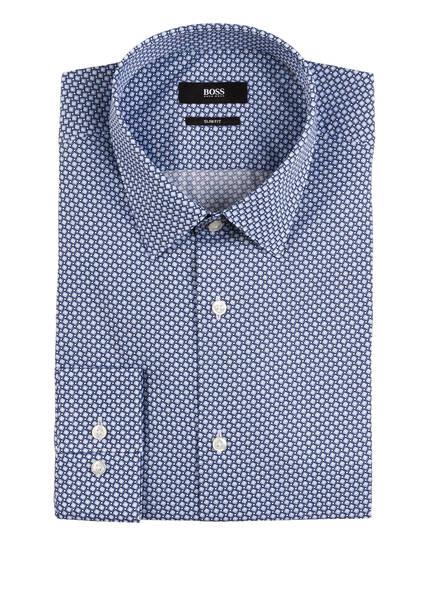 BOSS Hemd ISKO Slim Fit, Farbe: BLAU/ WEISS (Bild 1)
