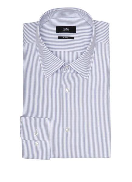 BOSS Hemd JACK Slim Fit, Farbe: HELLBLAU/ WEISS  (Bild 1)