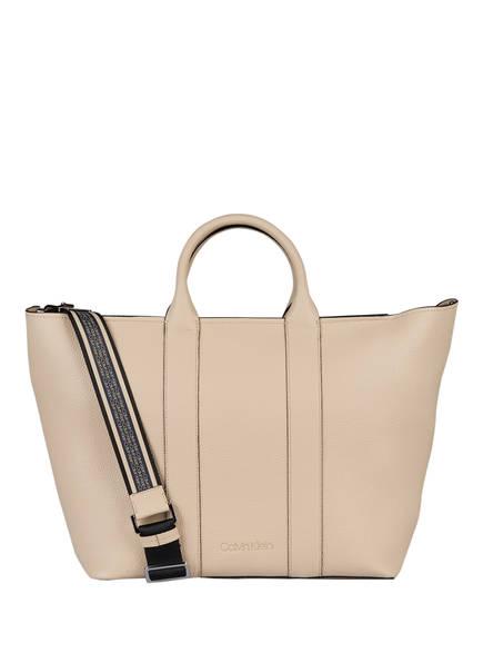 Calvin Klein Shopper, Farbe: SAND (Bild 1)