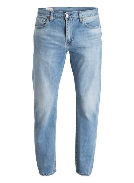 Levi's® Jeans 502 Regular Tapered Fit, Farbe: KALSOMINE BLAU (Bild 1)