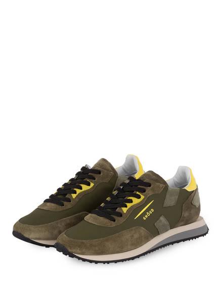 GHOUD Sneaker RUSH , Farbe: GRÜN/ OLIV (Bild 1)