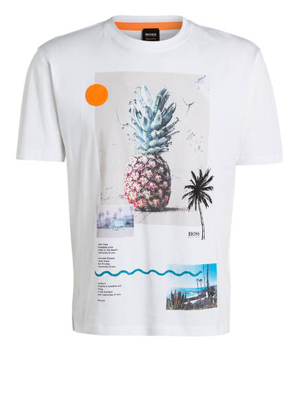 BOSS T-Shirt TEECHER , Farbe: WEISS (Bild 1)