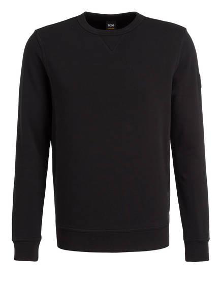 BOSS Sweatshirt WALKUP, Farbe: SCHWARZ (Bild 1)
