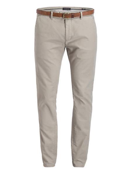 SCOTCH & SODA Chino Super Slim Fit, Farbe: GRAU (Bild 1)
