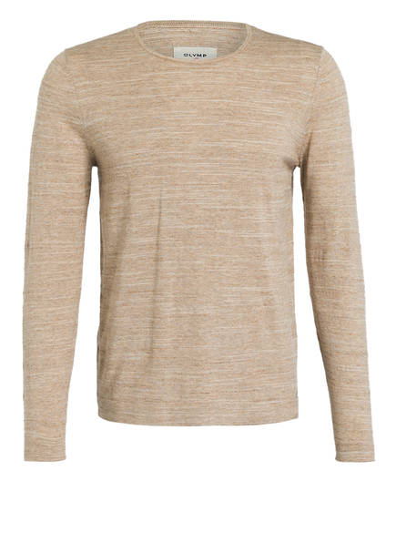 OLYMP Pullover, Farbe: BEIGE (Bild 1)