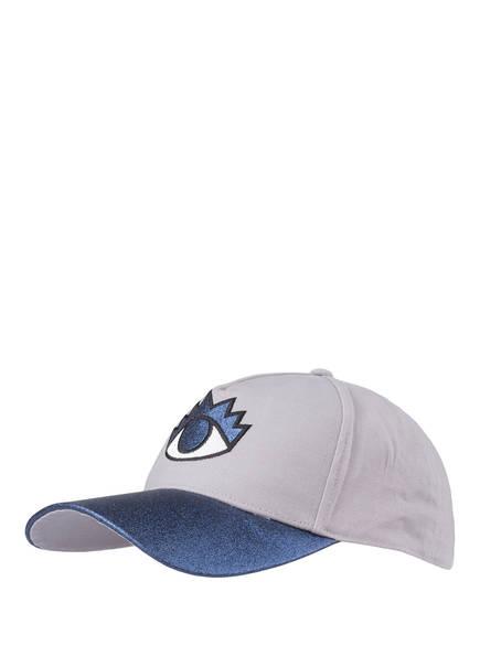 LOEVENICH Cap, Farbe: SILBER/ BLAU (Bild 1)