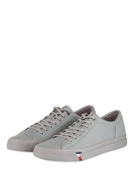 TOMMY HILFIGER Sneaker, Farbe: GRAU (Bild 1)