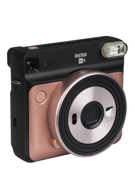 FUJIFILM Sofortbildkamera INSTAX SQUARE SQ 6, Farbe: GOLD (Bild 1)