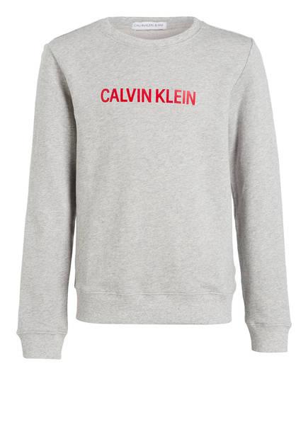 Calvin Klein Sweatshirt, Farbe: GRAU MELIERT (Bild 1)