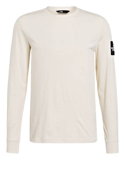 THE NORTH FACE Longsleeve FINE, Farbe: ECRU (Bild 1)