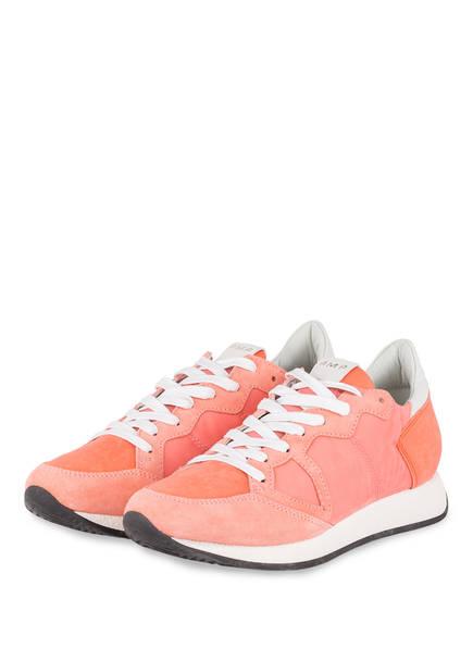 PHILIPPE MODEL Sneaker MONACO, Farbe: HELLROT (Bild 1)