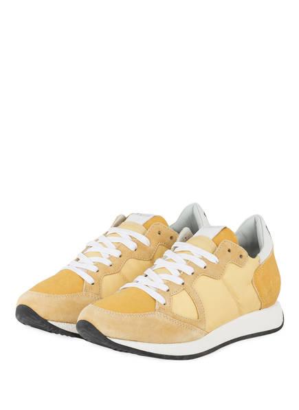 PHILIPPE MODEL Sneaker MONACO, Farbe: DUNKELGELB (Bild 1)