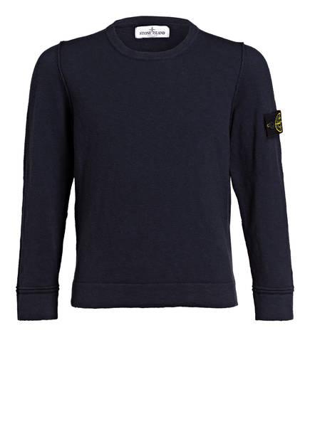 STONE ISLAND Pullover , Farbe: DUNKELBLAU (Bild 1)