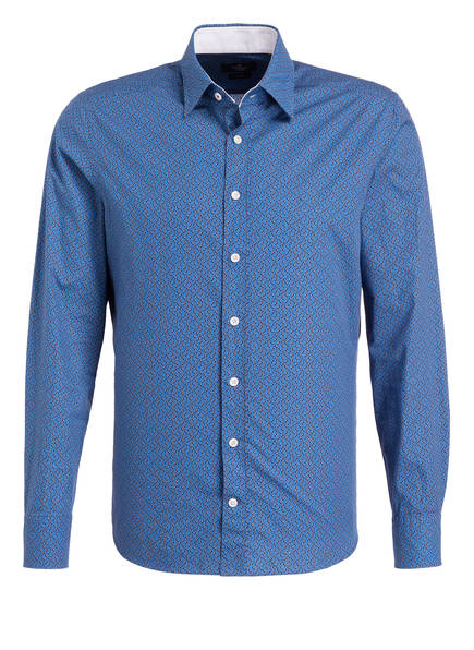 HACKETT LONDON Hemd Slim Fit, Farbe: BLAU (Bild 1)
