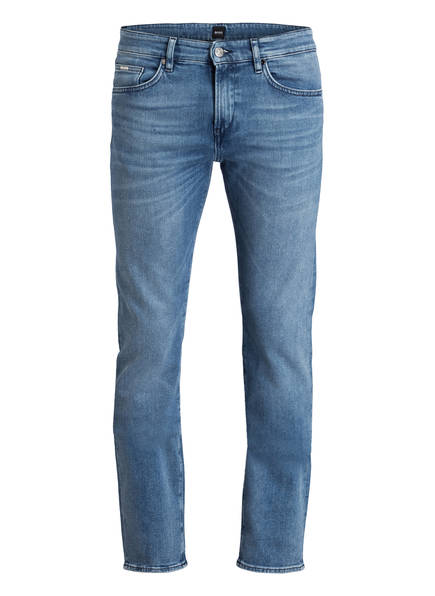 BOSS Jeans DELAWARE Slim Fit, Farbe: BRIGHT BLUE (Bild 1)