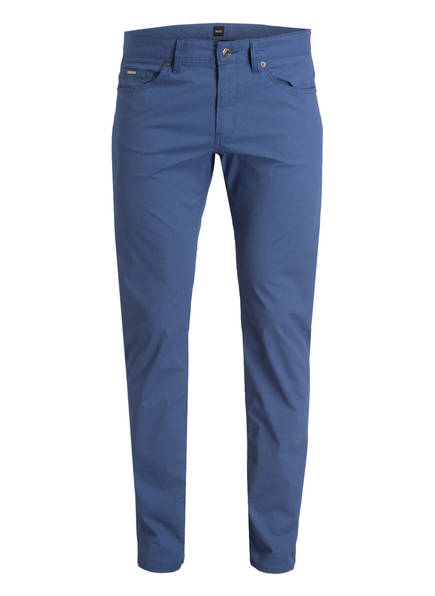 BOSS Hose DELAWARE Slim Fit, Farbe: BLAU (Bild 1)
