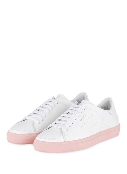 AXEL ARIGATO Sneaker CLEAN 90, Farbe: WEISS/ ROSA (Bild 1)