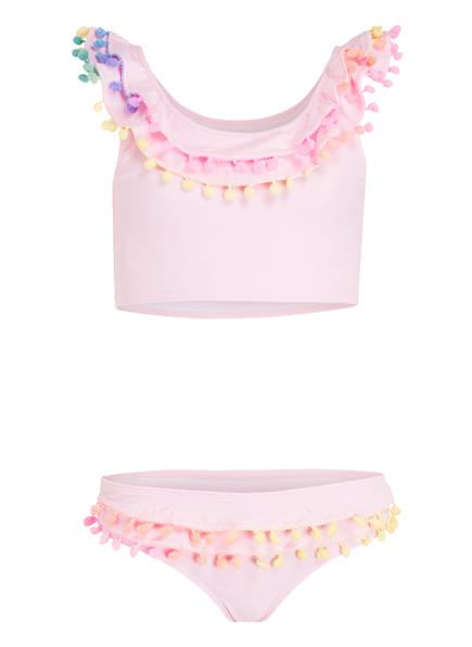 PILYQ Bustier-Bikini, Farbe: HELLROSA (Bild 1)