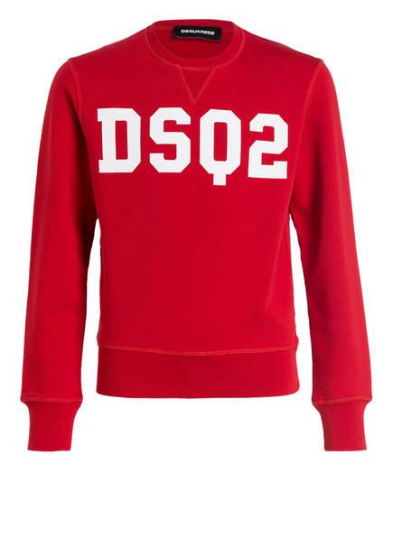 DSQUARED2 Sweatshirt, Farbe: ROT (Bild 1)