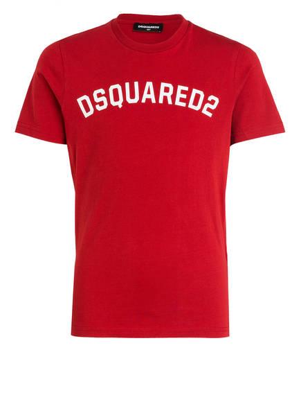 DSQUARED2 T-Shirt, Farbe: ROT (Bild 1)