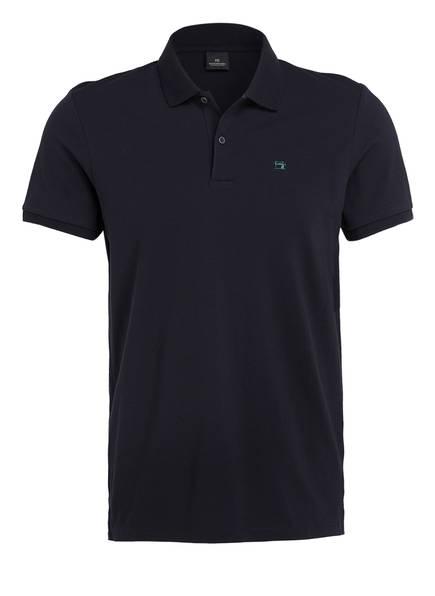 SCOTCH & SODA Piqué-Poloshirt, Farbe: NAVY (Bild 1)
