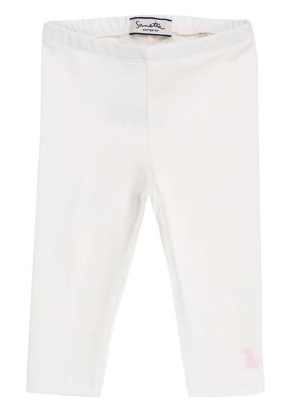 Sanetta FIFTYSEVEN Leggings, Farbe: WEISS (Bild 1)