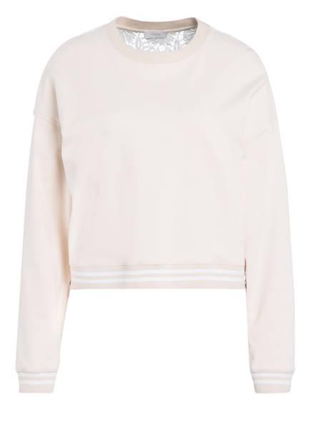 RIANI Sweatshirt , Farbe: BEIGE/ WEISS (Bild 1)