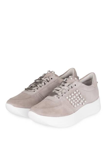 KENNEL & SCHMENGER Sneaker PRIMA, Farbe: GRAU (Bild 1)