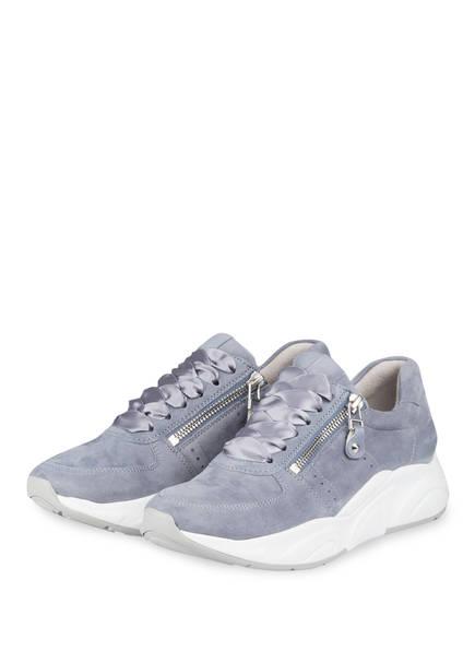 KENNEL & SCHMENGER Plateau-Sneaker ULTRA, Farbe: BLAUGRAU (Bild 1)