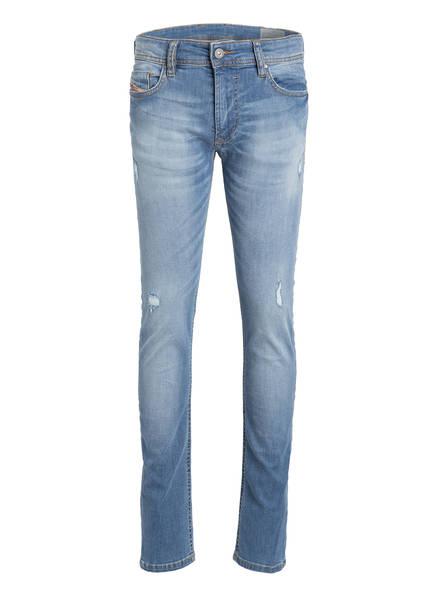DIESEL Jeans SLEENKER Skinny Fit, Farbe: BLAU (Bild 1)