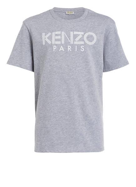 KENZO T-Shirt, Farbe: GRAU MELIERT (Bild 1)