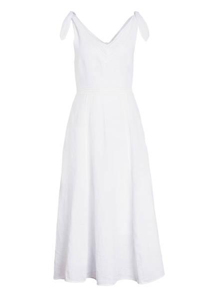 RIANI Leinenkleid, Farbe: WEISS (Bild 1)