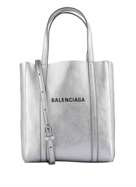 BALENCIAGA Shopper EVERYDAY XXS, Farbe: SILBER METALLIC (Bild 1)
