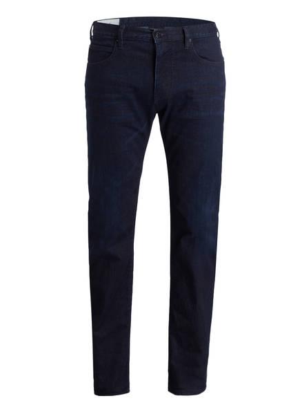 EMPORIO ARMANI Jeans J45 Regular Fit, Farbe: 0941 DUNKELBLAU (Bild 1)