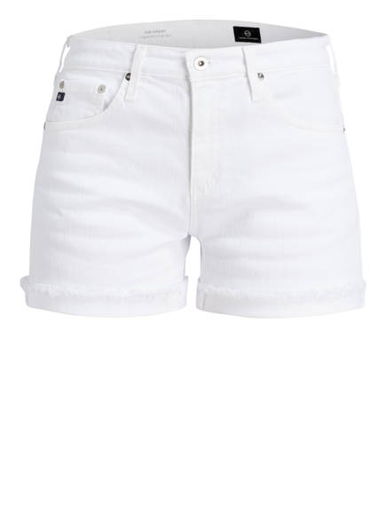 AG Jeans Jeans-Shorts THE HAILEY, Farbe: WEISS (Bild 1)