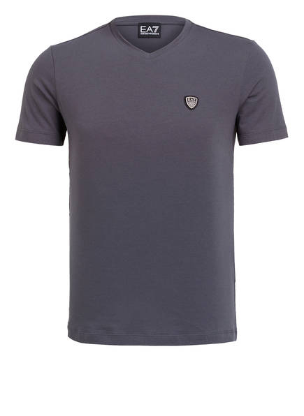 EA7 EMPORIO ARMANI T-Shirt, Farbe: GRAU (Bild 1)