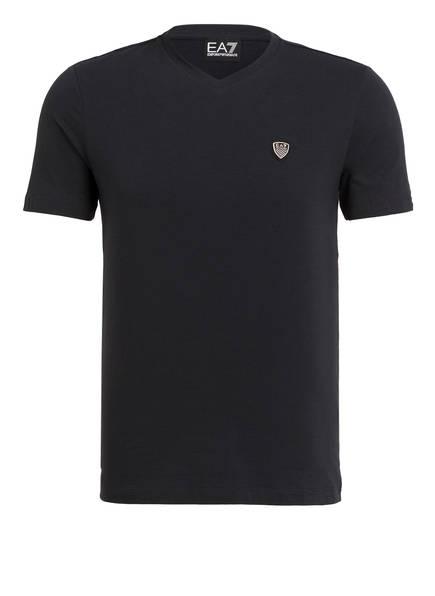EA7 EMPORIO ARMANI T-Shirt, Farbe: DUNKELBLAU (Bild 1)