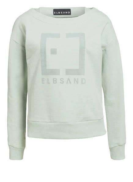 Elbsand Damen Sweatshirt Finnia Steel grau L