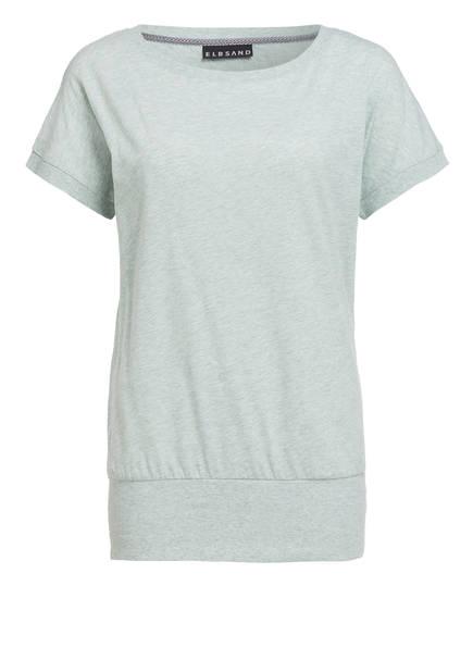 ELBSAND T-Shirt DISA, Farbe: MINT (Bild 1)