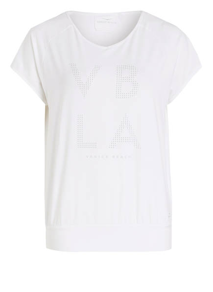 VENICE BEACH T-Shirt BLUEBELL, Farbe: WEISS (Bild 1)