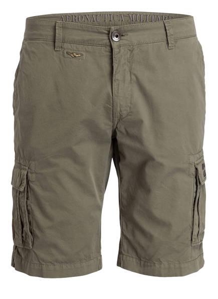 AERONAUTICA MILITARE Cargo-Shorts, Farbe: OLIV (Bild 1)