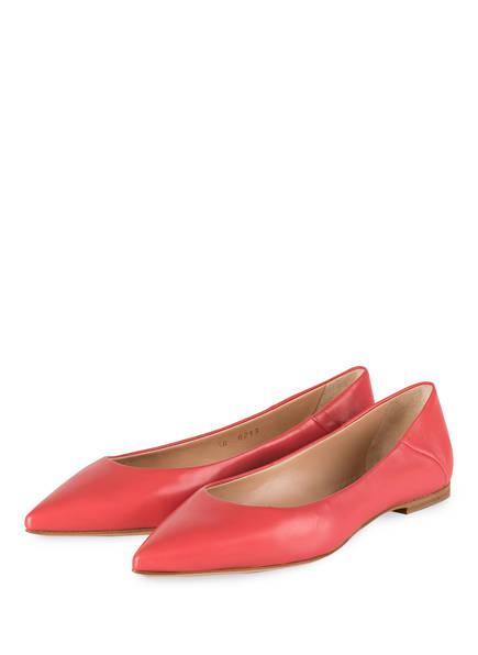 UNÜTZER Ballerinas, Farbe: LACHS (Bild 1)