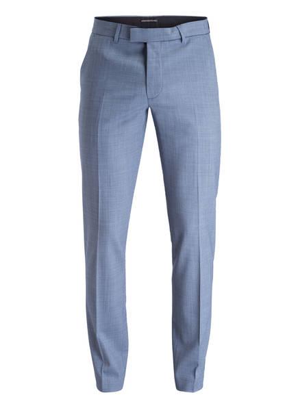 DRYKORN Kombi-Hose PIET Slim Fit , Farbe: BLAU/ GRAU (Bild 1)
