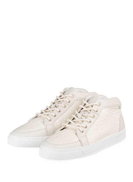 LEANDRO LOPES Hightop-Sneaker EZIO, Farbe: BEIGE (Bild 1)