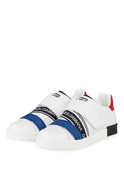 DOLCE&GABBANA Sneaker, Farbe: WEISS (Bild 1)