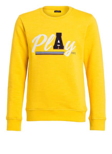 IKKS Sweatshirt, Farbe: GELB (Bild 1)