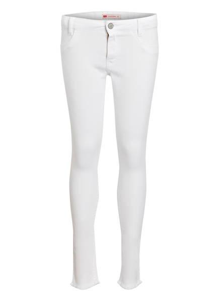 Levi's® Jeans Extrem Skinny, Farbe: 01 WHITE (Bild 1)