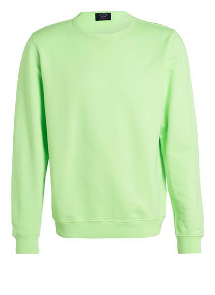 PAUL & SHARK Sweatshirt , Farbe: NEONGRÜN (Bild 1)